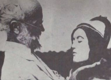 Carl Tanzler death mask